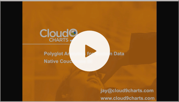 Cloud9 Charts: Pies, charts, and more – NoSQL data visualization made easy