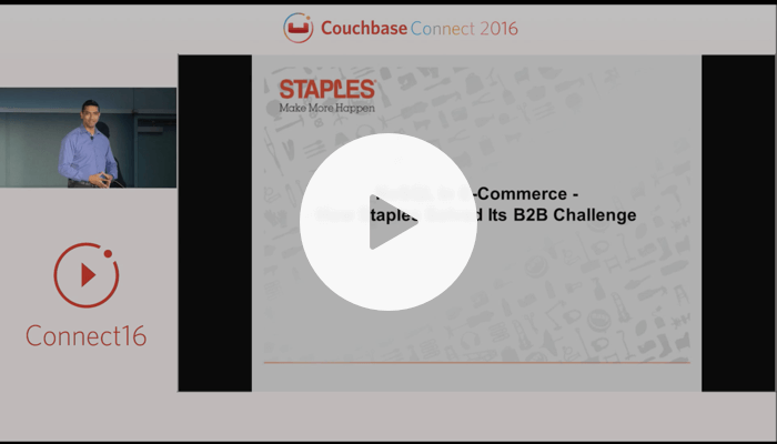 NoSQL in eCommerce: how Staples solved its B2B challenge