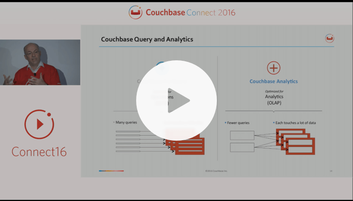Sneak peek: Couchbase Analytics