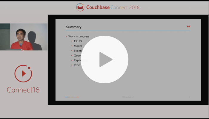 What to expect: Couchbase Lite 2.0