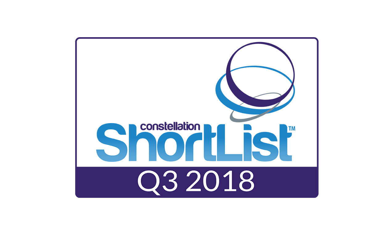 constellation shortlist 2018