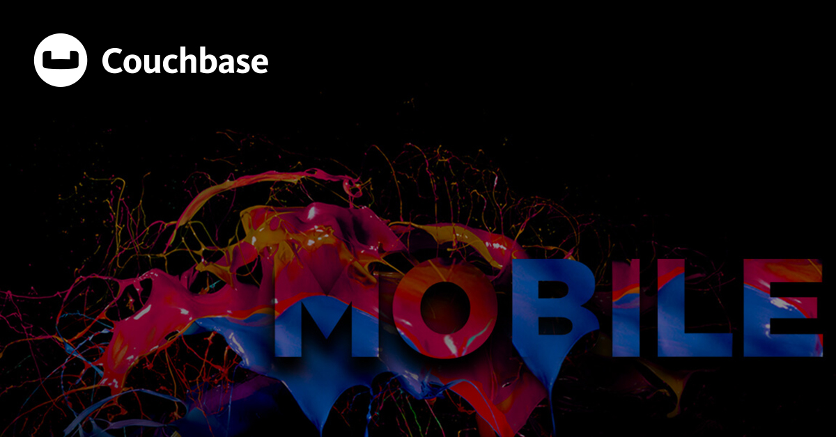Couchbase Mobile – Products | Couchbase