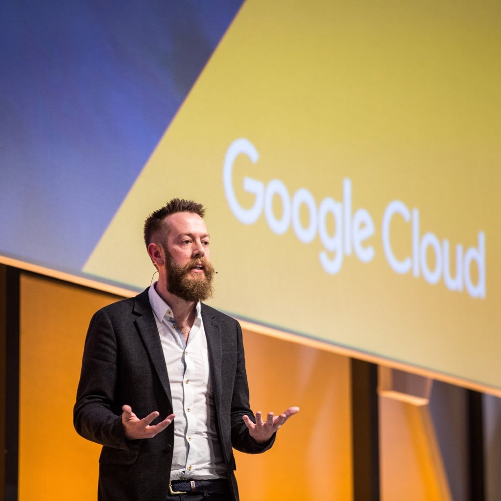 dave starling seenit cto google cloud platform