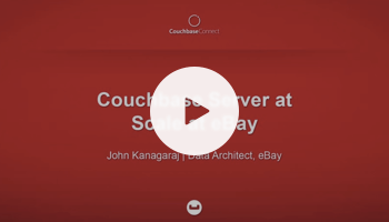 Couchbase Server at Scale at ebay – Couchbase Connect 2014