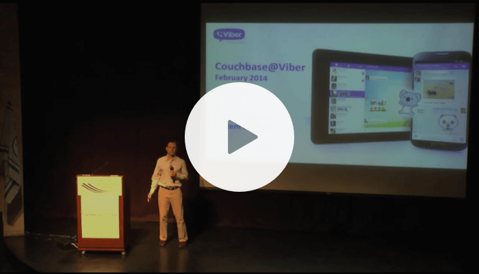 Viber Replacing MongoDB with Couchbase
